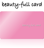 beauty-full card